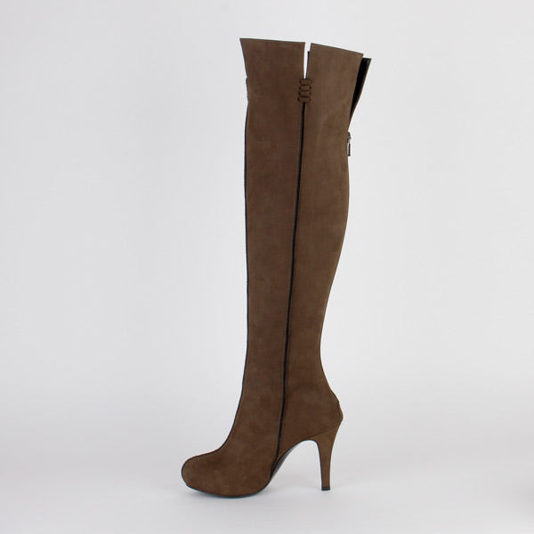 JUSTINA - over knee boot