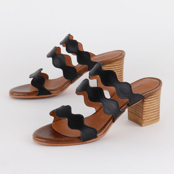 WELLEN - slipper sandals