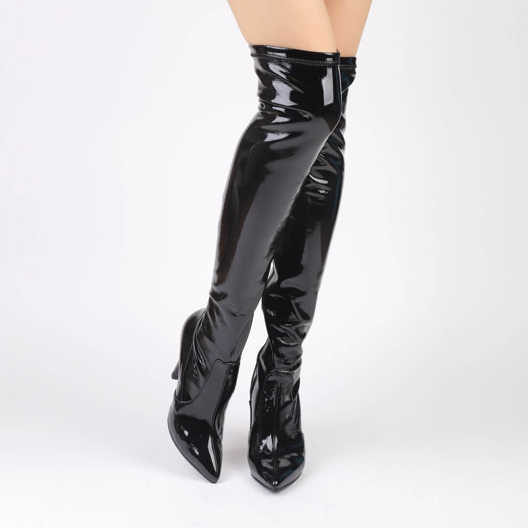KANDRA - over knee boots