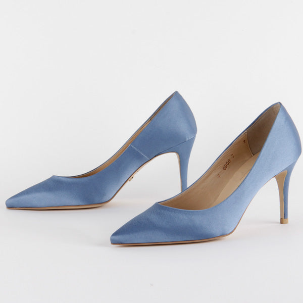 *LUCY - sky blue, 6cm size UK 1