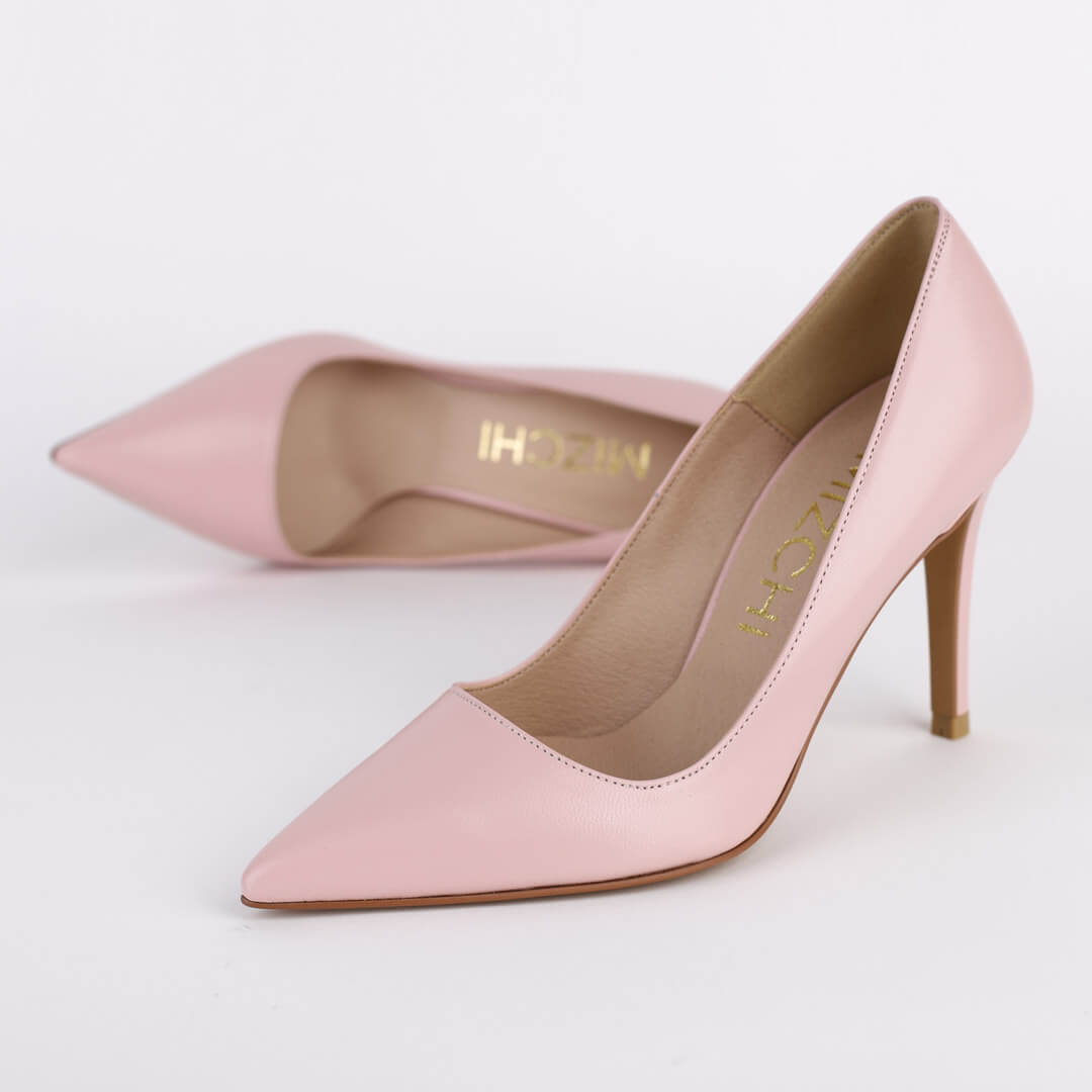 *RICASS - light pink, 9cm size UK 2.5