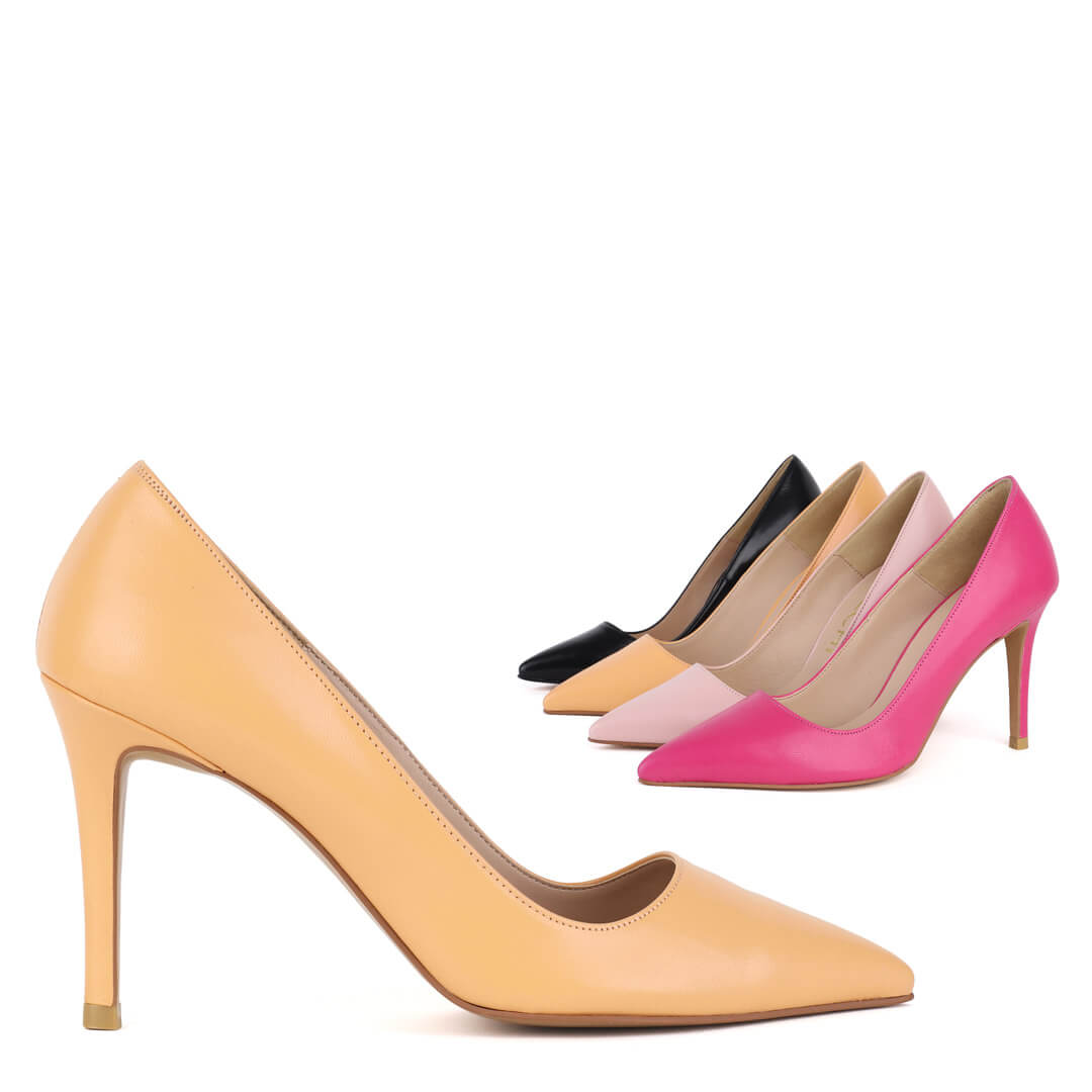*RICASS - hot pink, 8cm size UK 1