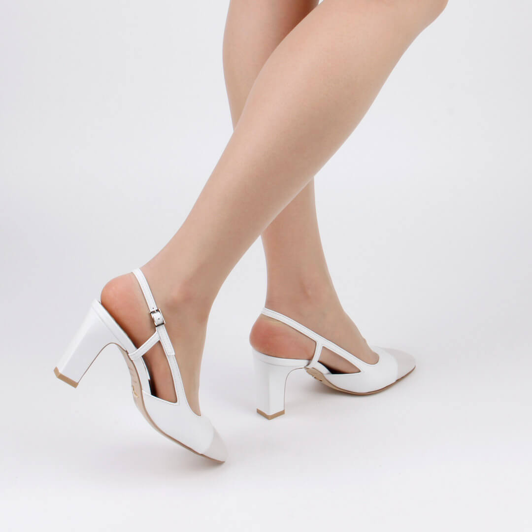 MOREA - high heel sandal