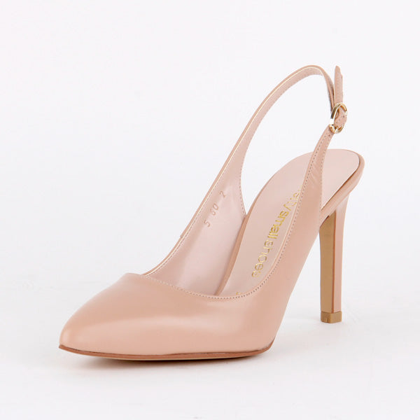 *SLEEM - nude, 10cm, size UK 1