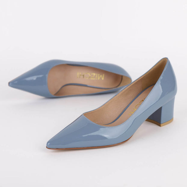 *MARIA - blue, 5cm size UK 2.5