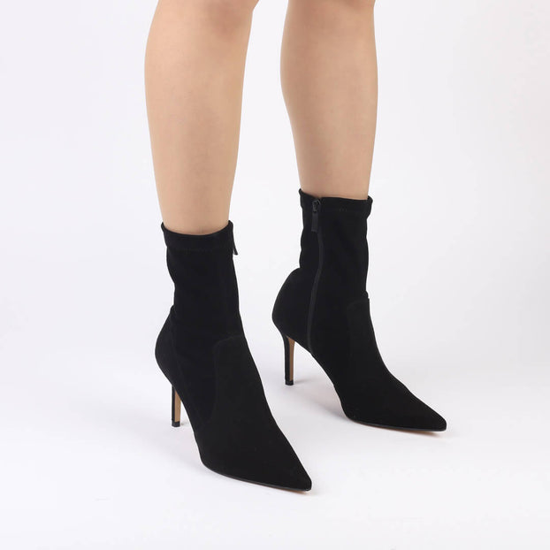 DESTINY - elasticated ankle boots
