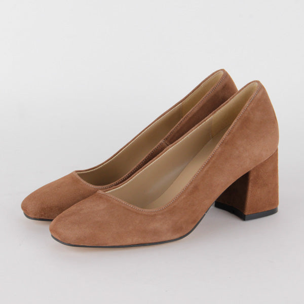 *MINNY - brown suede UK 2.5