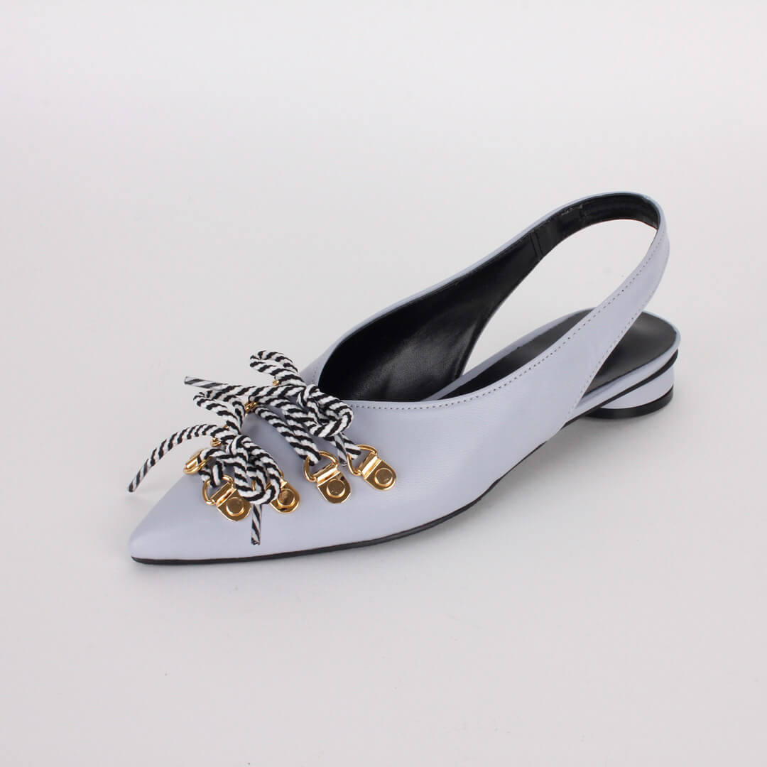 QUENCH - flat slingback
