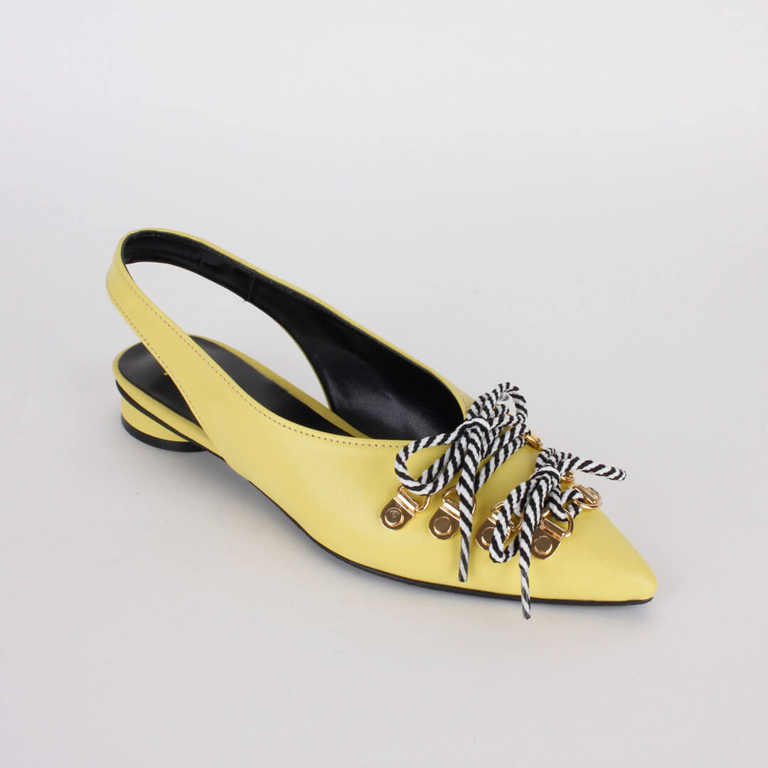 *QUENCH - yellow, 2cm, size UK 2.5