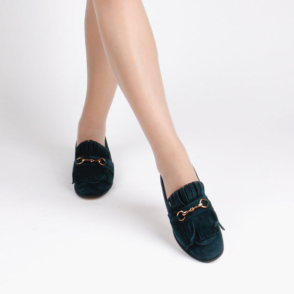 *YOUNG LOVE - navy, 2cm size UK 2