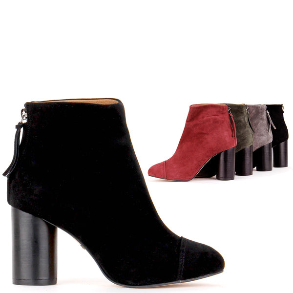 4dc0e8e83aa ROUNDHOUSE - ankle boot