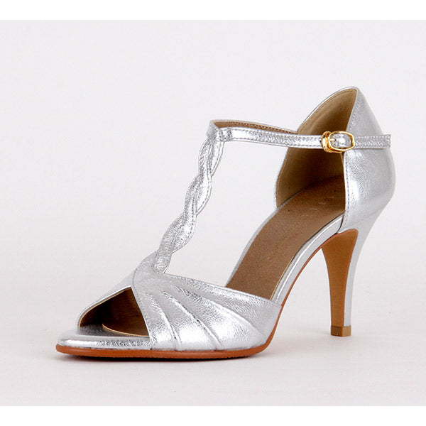 *SALSA - gold, 8cm size UK 2.5