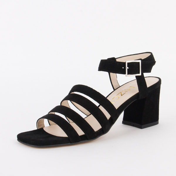 *Dakota Black- sandal