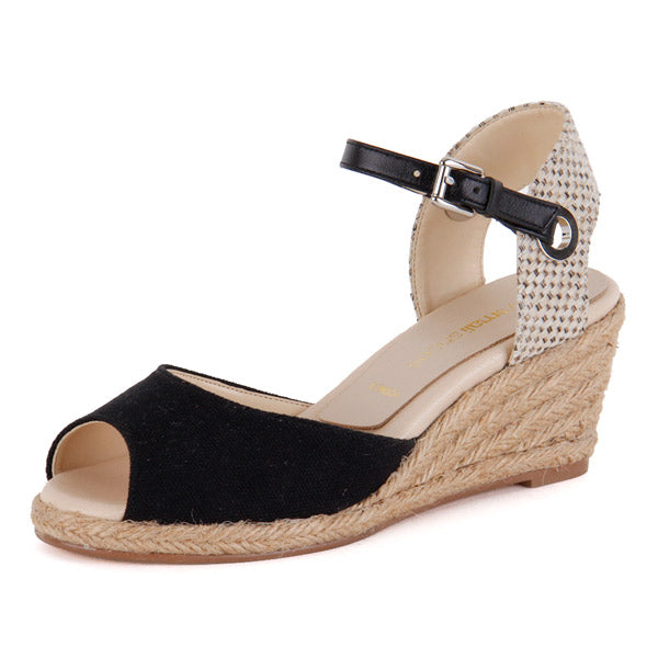 *ESPA - beige mix, 6cm size UK 2.5