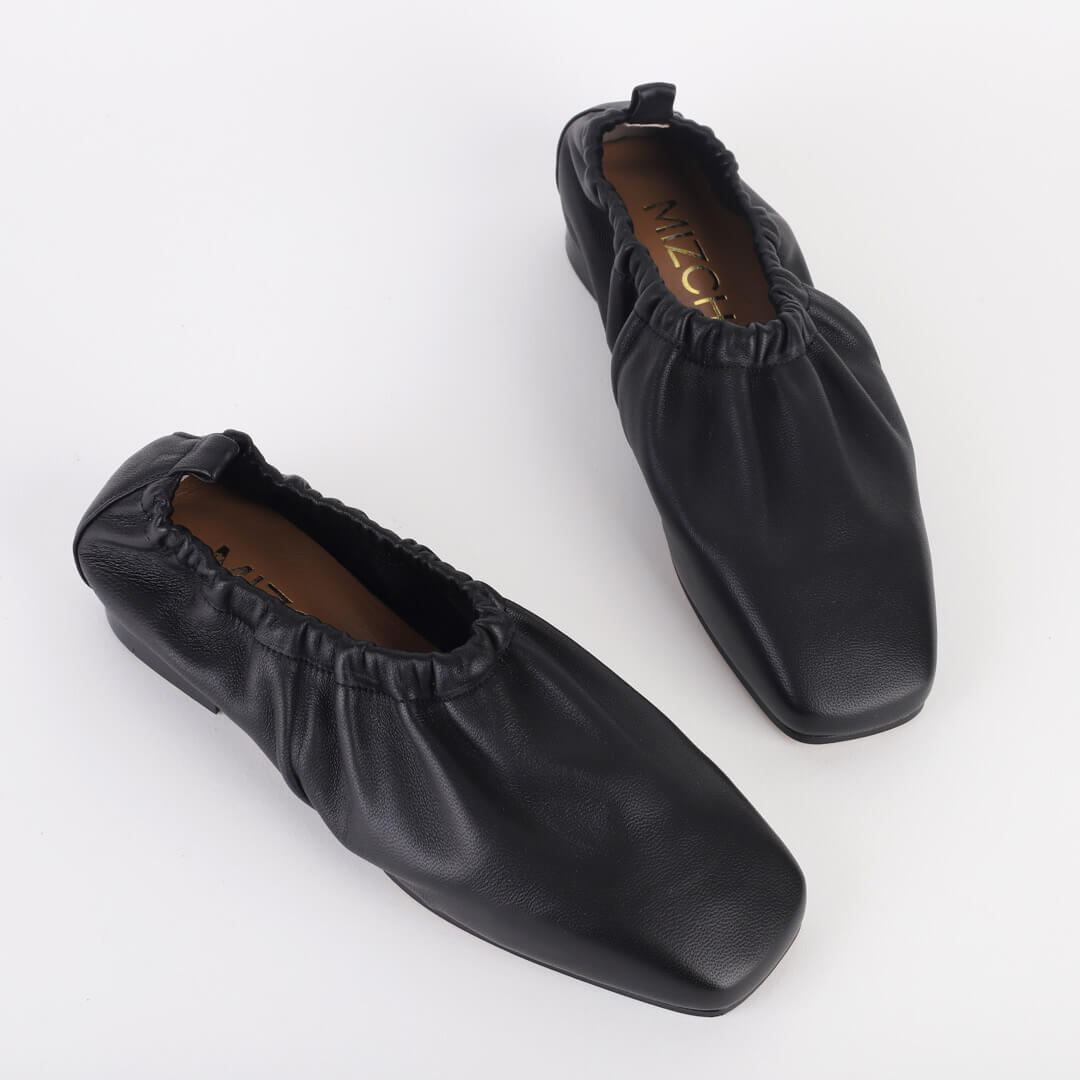 *OTILLIA - black, 1cm size UK 2.5