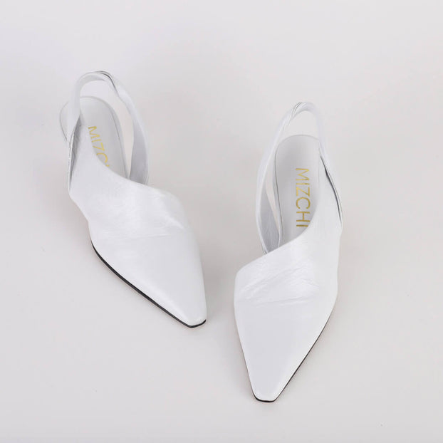 *UPENDO - white, 4cm size UK 2.5