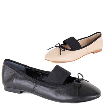 Small size hand made flat pumps clio strap by pretty small shoes clio strap clio strap publicscrutiny Images