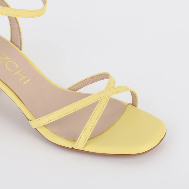 *COFY - yellow, 5cm size UK 2.5