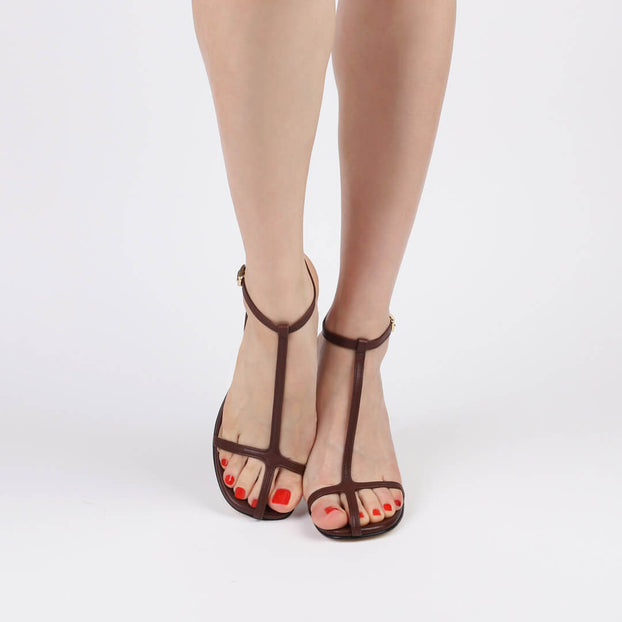 ZAYLEE - T-bar sandals