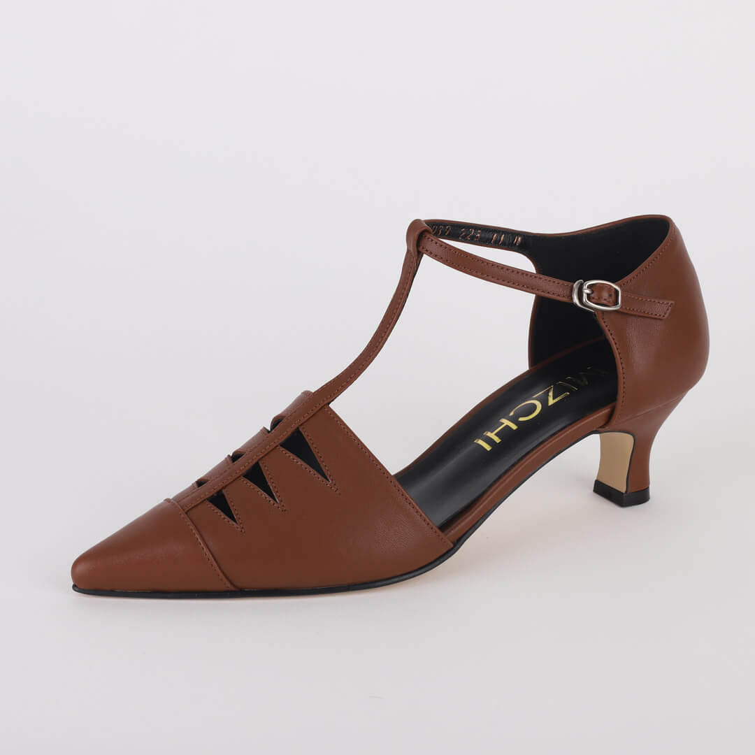 ALLON - ankle strap pumps