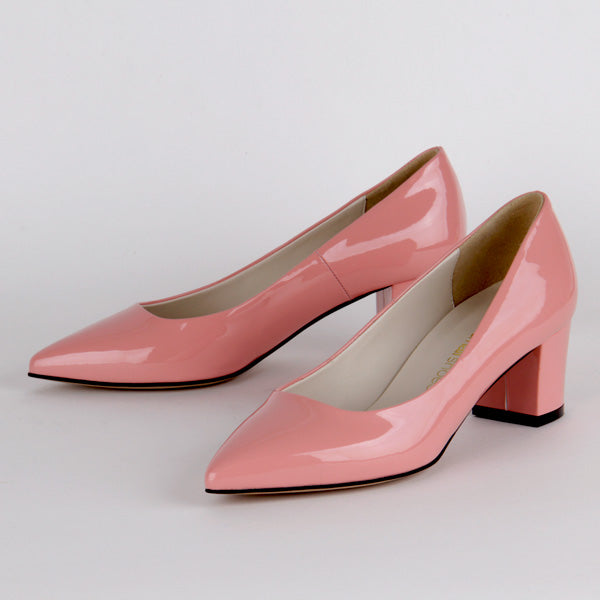 *COURTNEY - pink patent
