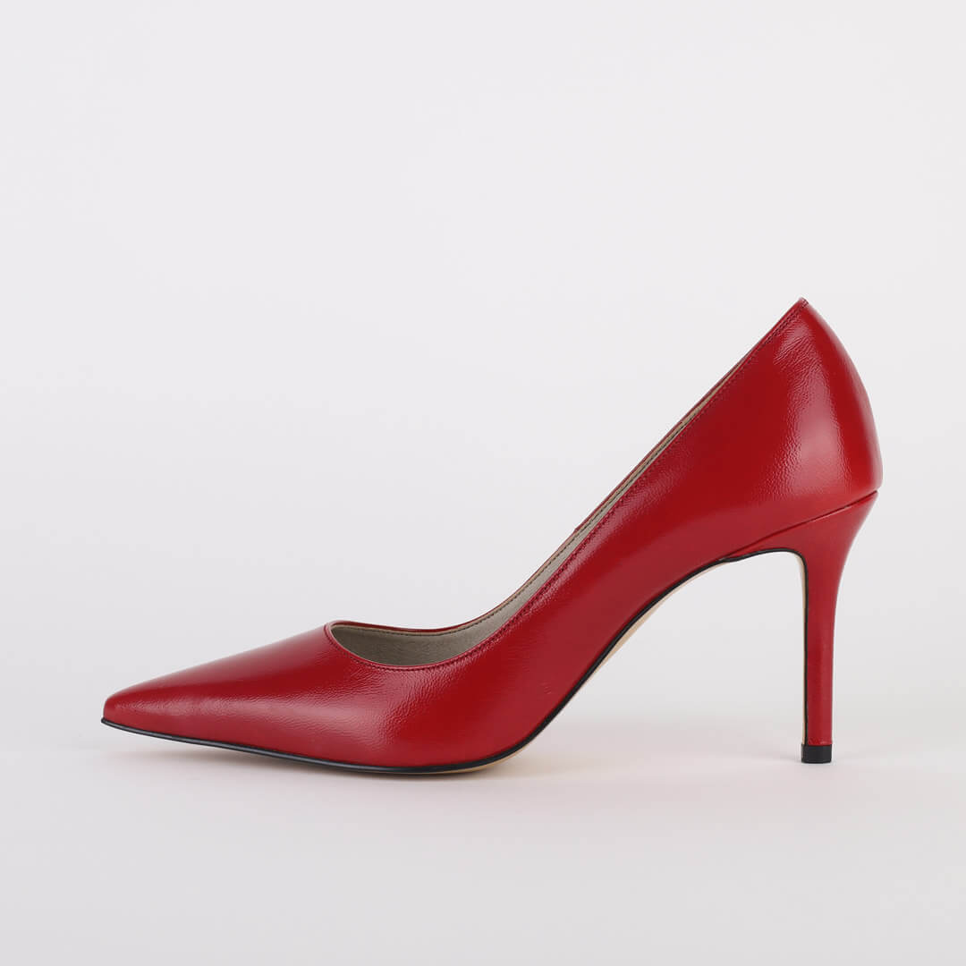 *PETRONIA - red, 9cm size UK 2