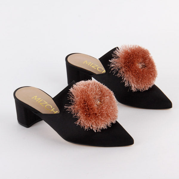 KHALIA- slipper heel