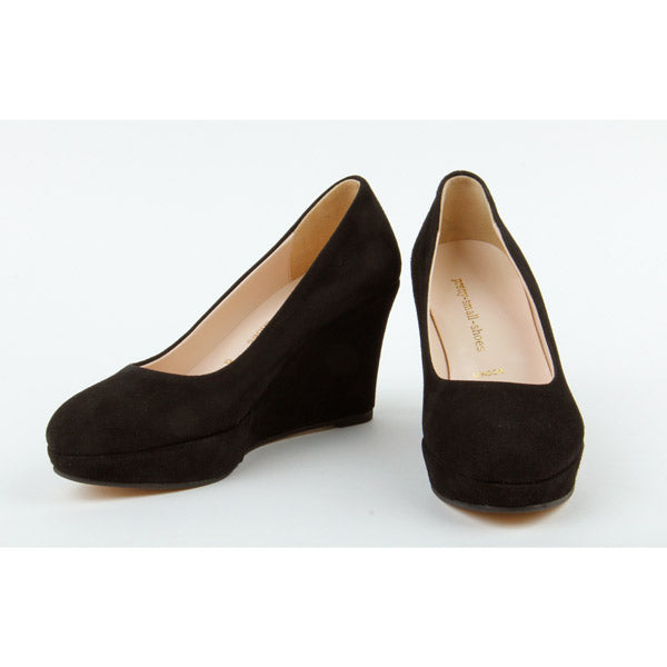 *TIMELESS, black, 8cm, size UK 13