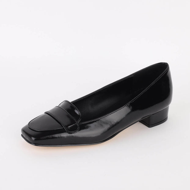 *MONTON - black, 2.5cm, size UK 2