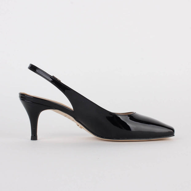 *ARANCIA - black, 6cm, size UK 2.5