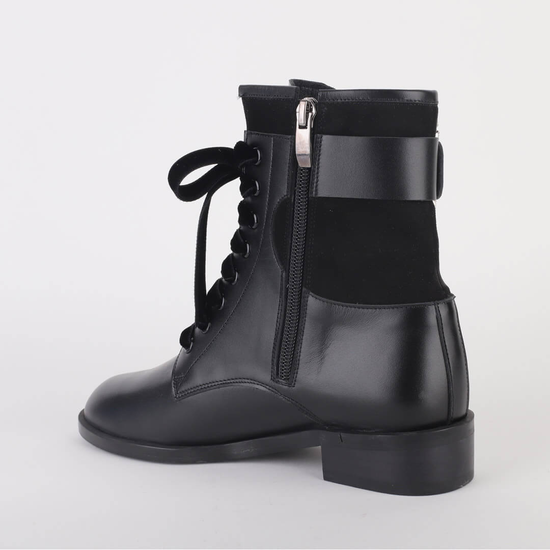 ASHER - walking style boots