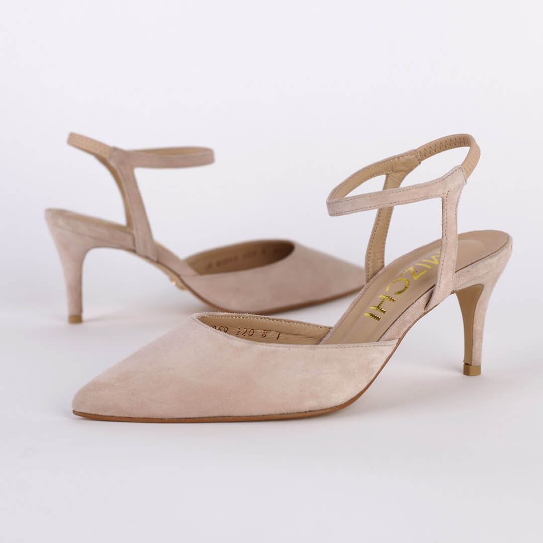 *VIKA - brown, 7cm size UK 2