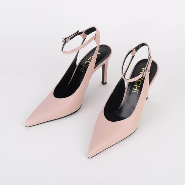 NOREEN - ankle strap pump