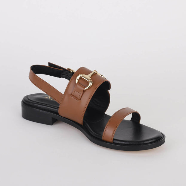 *RUBY - brown, 2cm size UK 2