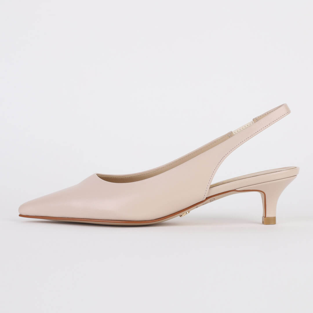 *STEFFANIA - light pink, 4cm size UK 2
