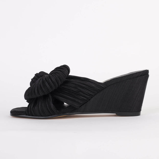 NARZA - wedge slippers