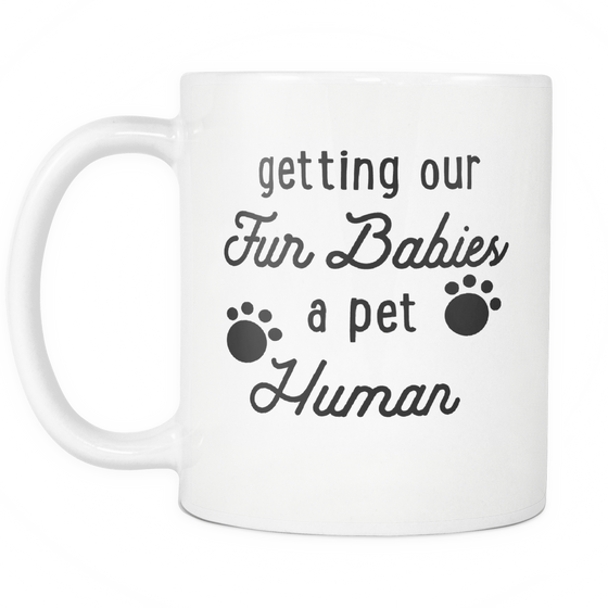 Funny Dog Lovers Coffee Mug