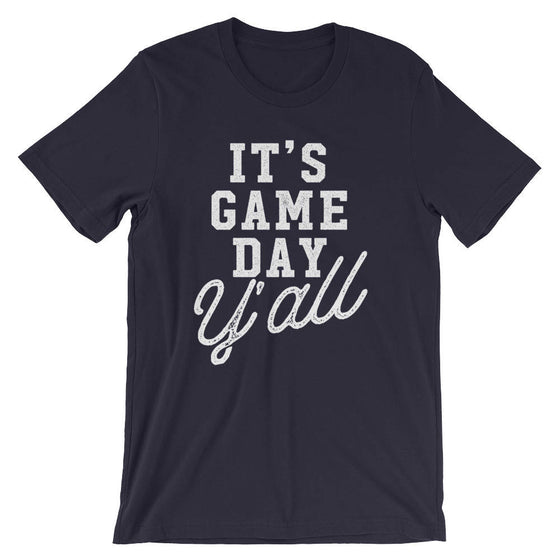 It's Game Day Y'all Unisex Shirt - Game Day Shirt, Football Shirt, Tailgating Shirt, Football Season, Basketball Gameday, Gameday Tees, Fan