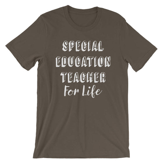 Special Education Teacher Unisex