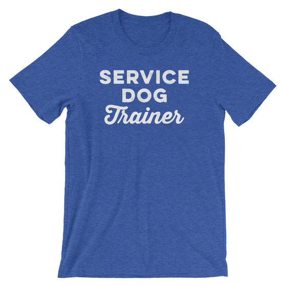 Service Dog Trainer Unisex Shirt