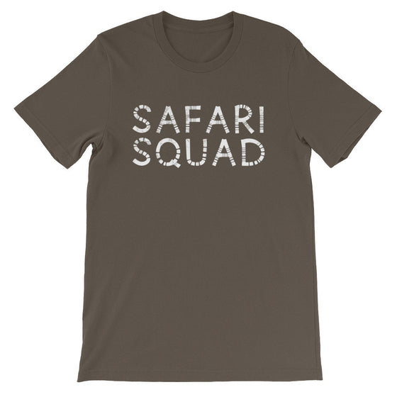 Safari Squad  Unisex Shirt - Safari