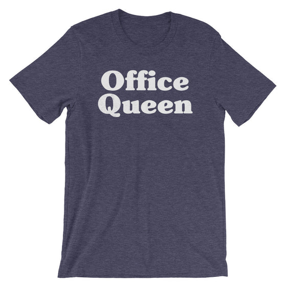 Office Queen Unisex Shirt -Receptionist Shirt, Executive Assistant, Medical Assistant, Boss Lady,  Medical Receptionist, Funny Coworker Gift