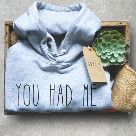 You Had Me At Mimosas Hoodie - Mimosa Shirt, Mimosa Shirts, Brunch shirt, Sunday Brunch Shirt, Brunch and Bubbly, Cocktail Shirt, Weekend