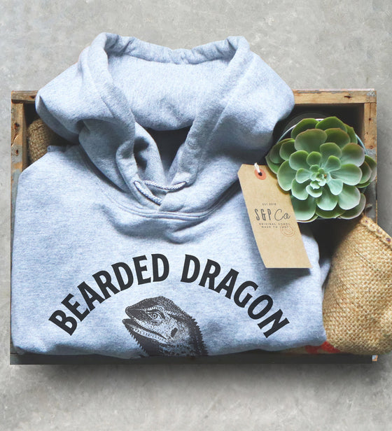 Bearded Dragon Is My Spirit