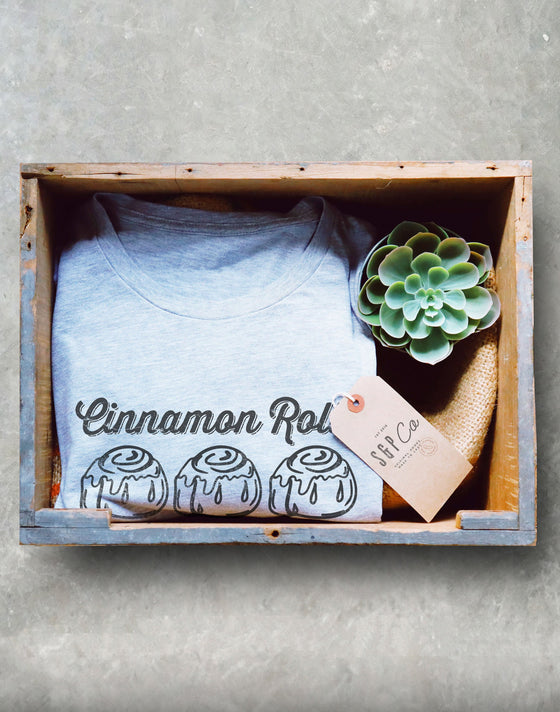 Cinnamon Rolls Not Gender Roles Unisex Shirt-Feminist Shirt, Feminism, Girl Power Shirt, Feminist Gift, The Future Is Female, Feminist Quote