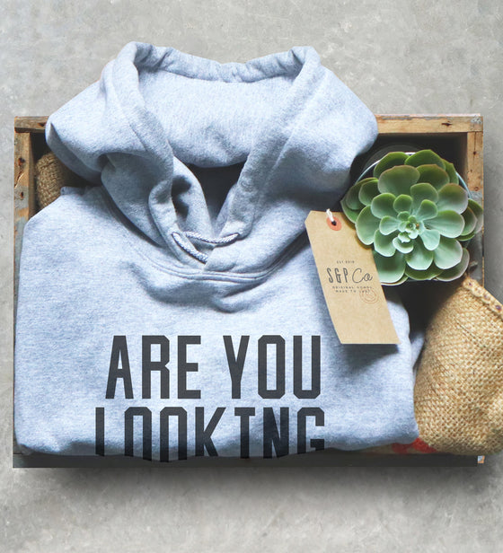 Are You Looking At My Putt? Hoodie