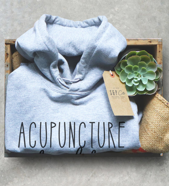 Acupuncture For Life Hoodie