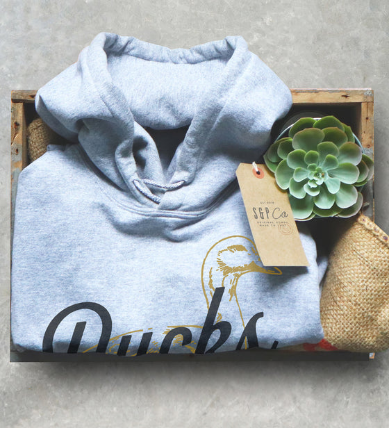 Ducks Are My Spirit Animal Hoodie -