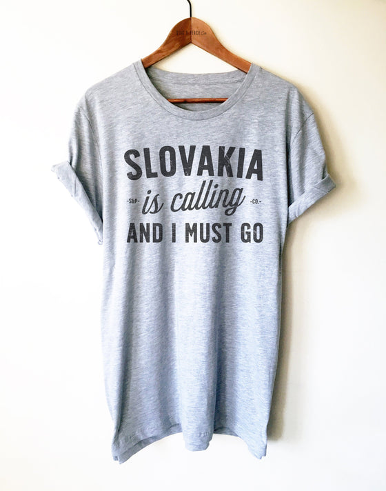 Slovakia Is Calling And I Must Go