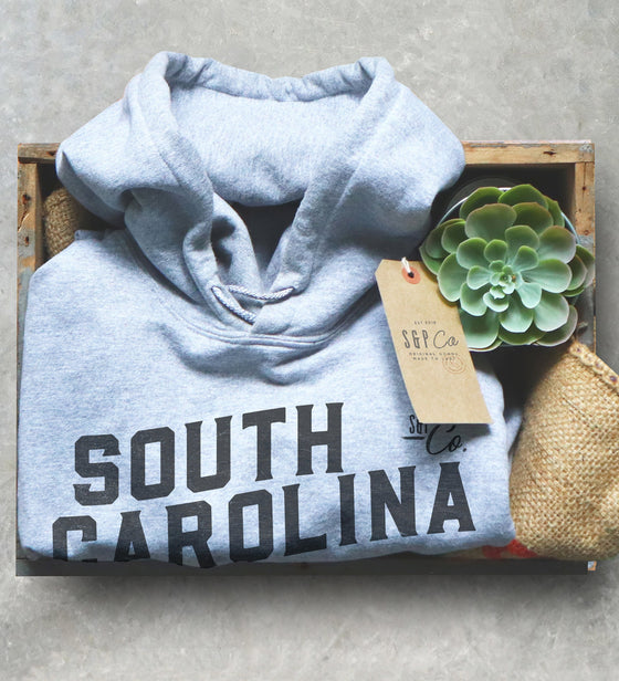 South Carolina Hoodie - South